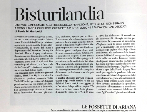 D La Repubblica – Bisturilandia